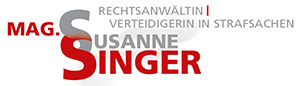 Rechtsanwalt Mag. Susanne Singer, Wels Logo